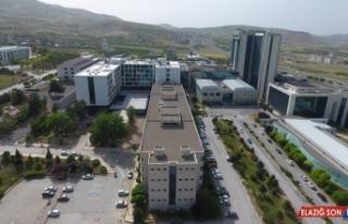 Malatya'da 217 yataklı onkoloji hastanesinin yapımı...