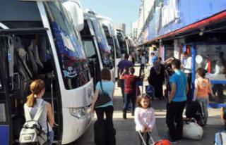 Otobüs Biletlerine Aile İndirimi