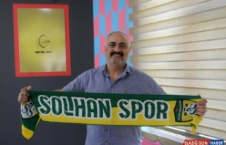 Solhanspor Erkek Voleybol Takımı'nın yeni antrenörü...
