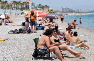 """""""Turizmin başkenti"""" güvenli tatilde ilk..."""