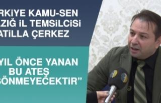 Türkiye Kamu-Sen 28 Yaşında