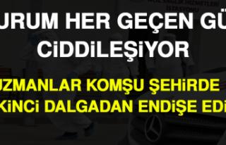 Uzmanlar Diyarbakır'da İkinci Dalgadan Endişe...