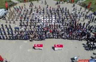 Van'da PKK'lı teröristlerin şehit ettiği işçiler...