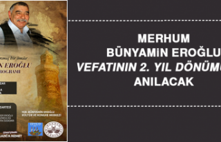 Merhum Bünyamin Eroğlu Vefatının 2. Yıl Dönümünde...