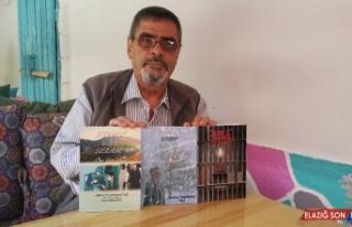 Eskişehir'de yaşayan İranlı Şair Ali Vafi'nin...