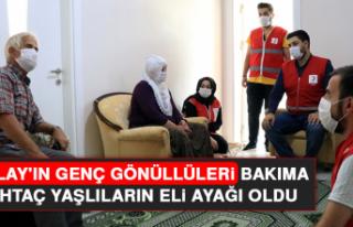 Kızılay'ın Genç Gönüllüleri Bakıma Muhtaç...