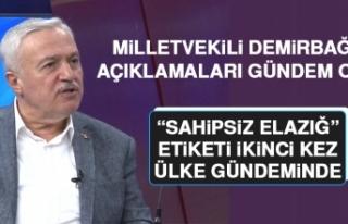 Milletvekili Demirbağ'ın Açıklamaları Gündem...