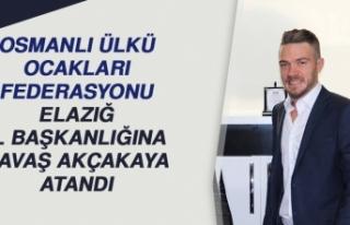 Osmanlı Ülkü Ocakları Federasyonu İl Başkanlığına...