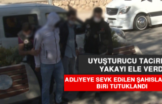 Adliyeye Sevk Edilen Şahıslardan Biri Tutuklandı