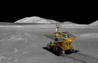 Çin'in Ay'a Gönderdiği Araç, 600 Günde...