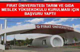 Fırat Üniversitesi Tarım ve Gıda Meslek Yüksekokulu...