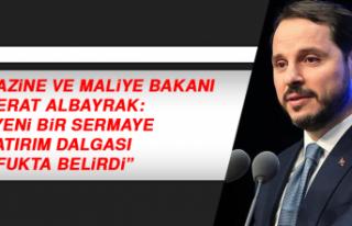 Hazine ve Maliye Bakanı Albayrak: Yeni Bir Sermaye...