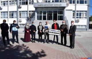 HDP'li eski Varto Belediye Başkanı'nın işine son...