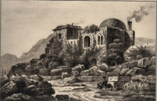 Osmanlı'nın ilk idare merkezi 'Bey Sarayı'...
