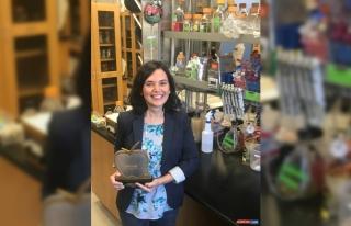 Sabri Ülker Bilim Ödülü Doç. Dr. Elçin Ünal'a...