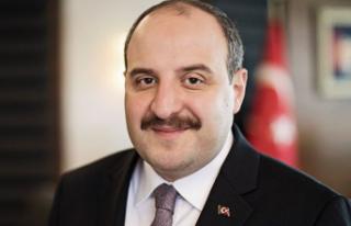 Sanayi ve Teknoloji Bakanı Mustafa Varank: Türkiye...