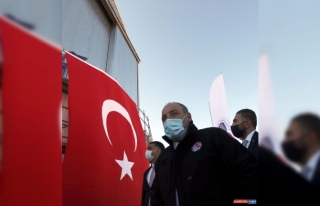 Sanayi ve Teknoloji Bakanı Varank, Doğu Anadolu...