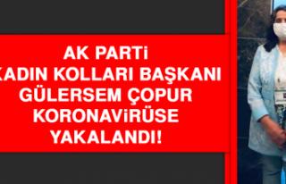 AK Parti Kadın Kolları Başkanı Çopur, Koronavirüse...