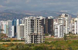 Belediyelerin Yapı Ruhsatı Verdiği Bina Sayısı...