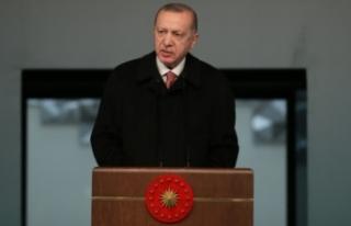 Cumhurbaşkanı Erdoğan: 500 yataklı bir hastaneyi...