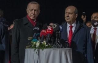 Cumhurbaşkanı Erdoğan'dan Kapalı Maraş'a...