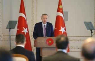 Cumhurbaşkanı Erdoğan: Türkiye'yi yeni bir...