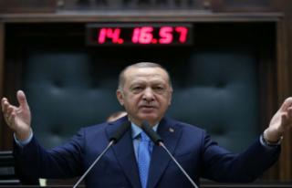 Cumhurbaşkanı Erdoğan yatırım çağrısında...