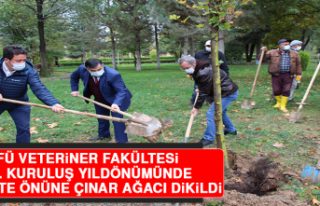 Fırat Üniversitesi Veteriner Fakültesi 50. Kuruluş...