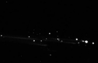 Hawaii Semalarında Süzülen Cisim, UFO İddialarına...