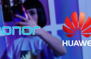 Huawei, ABD Baskıları Nedeniyle Honor Markasını...