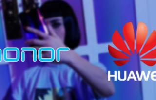 Huawei, Popüler Telefon Markası Honor'u Sattığını...