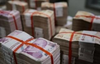 İç borç çevirme oranı ekimde yüzde 47,1 oldu