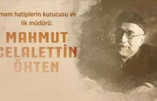 İmam hatip okullarının kurucusu Mahmut Celalettin...