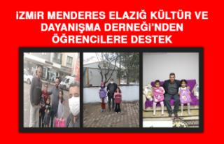 İzmir Menderes Elazığ Kültür ve Dayanışma Derneği'nden...