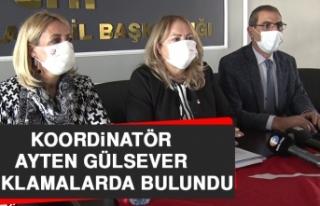CHP Kadın Kolları MYK Üyesi Elazığ'da