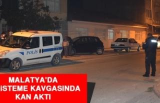 Malatya'da Kız İsteme Kavgasında Kan Aktı