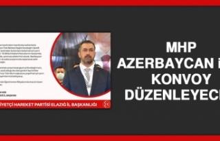 MHP Azerbaycan İçin Konvoy Düzenleyecek