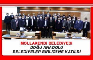 Mollakendi Belediyesi DAB-BİR'e Katıldı