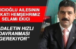 Muhsin Yazıcıoğlu'nun Ölümüyle İlgili...