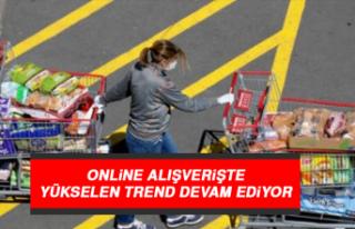 Online Alışverişte Yükselen Trend Devam Ediyor