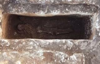 Perre Antik Kenti'ndeki kazılarda bozulmamış...