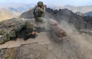 PKK'dan yol işçilerine füzeli saldırı: 1...