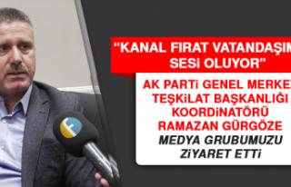 """Ramazan Gürgöze: """"Devletimiz sosyal devlet olma..."""