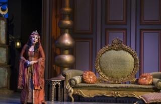 """Saraydan Kız Kaçırma"" operası COVID-19'a..."