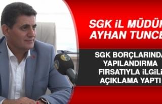 SGK Borçlarında Yapılandırma Fırsatı
