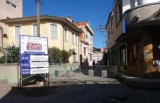 Tarihi Edremit evleri gün yüzüne çıkıyor projesi...