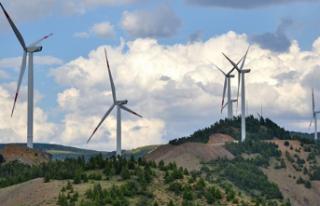 Türkiye'nin 'Rüzgar Veri Tabanı'...