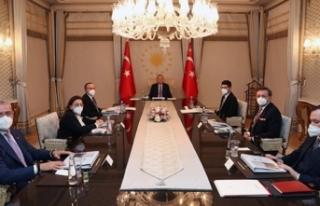 Türkiye Varlık Fonu, Cumhurbaşkanı Erdoğan başkanlığında...