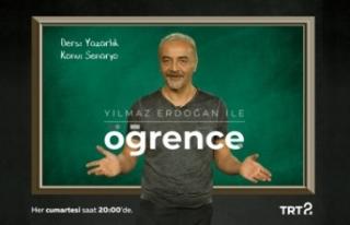 """""""Yılmaz Erdoğan ile Öğrence"""" TRT 2'de..."""