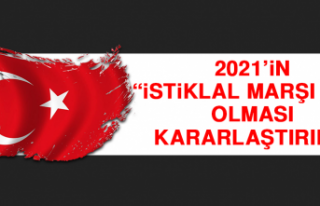 2021'in 'İstiklal Marşı Yılı'...